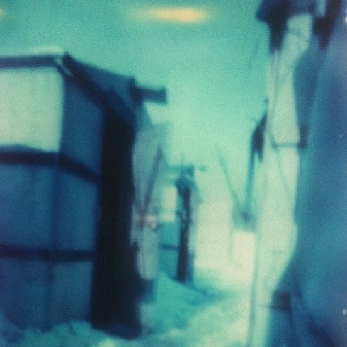 smelt camp polaroid pinhole