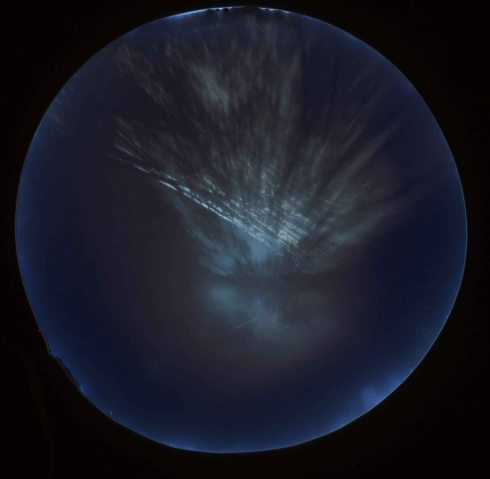 129 Day Exposure Solargraph
