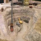 diorama, rockland, maine